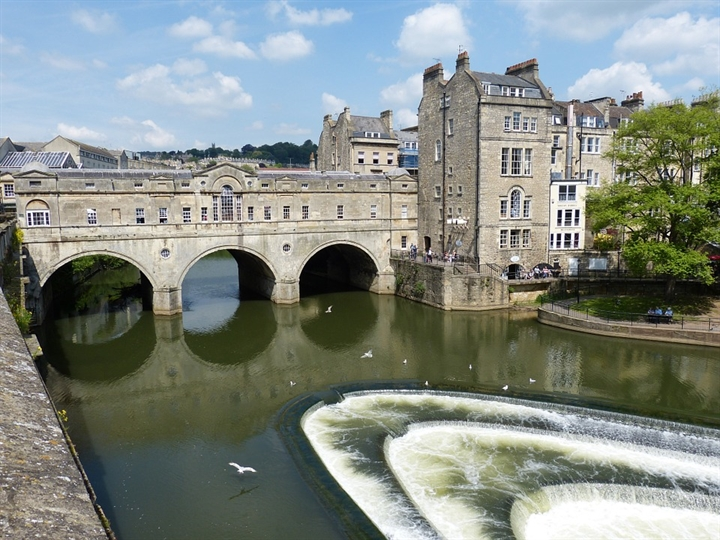 Bath City Summer Day Trip