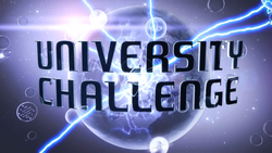 University Challenge Introductory Talk
