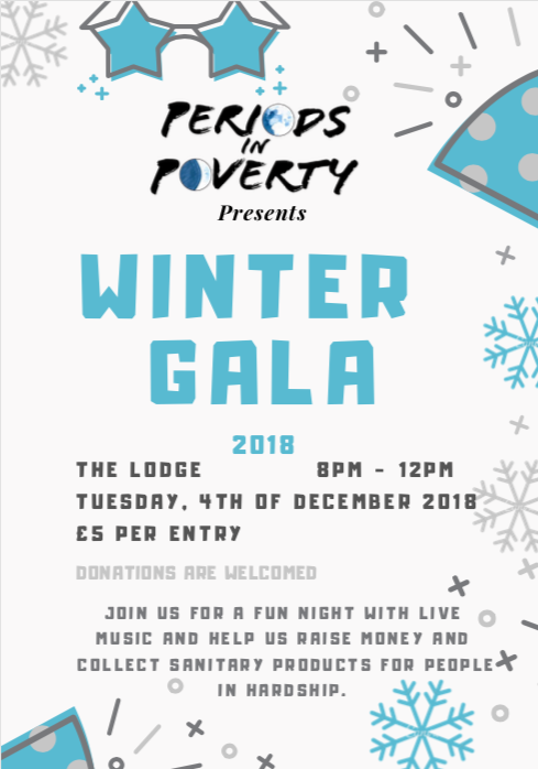Periods in Poverty Winter Gala