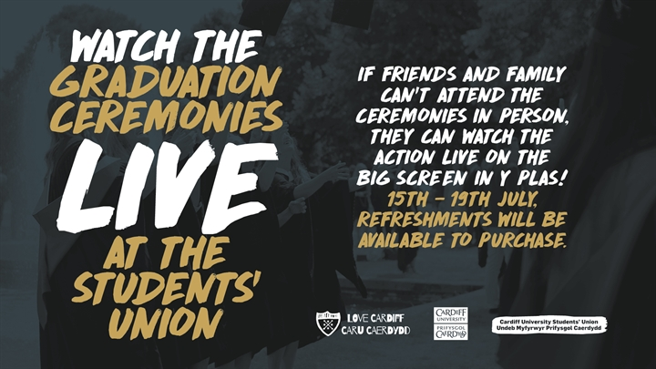 Graduation Live Screening