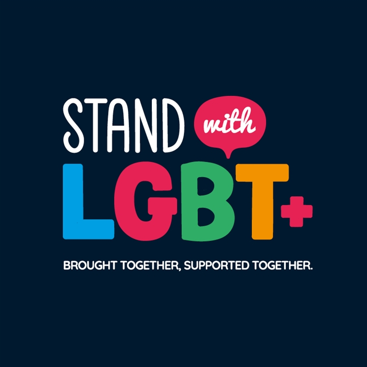 Stand with LGBT+ Awareness Day at The Heath