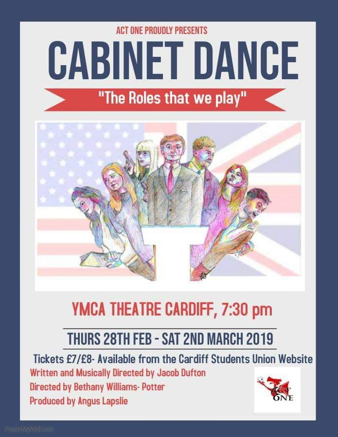 Cabinet Dance- Friday