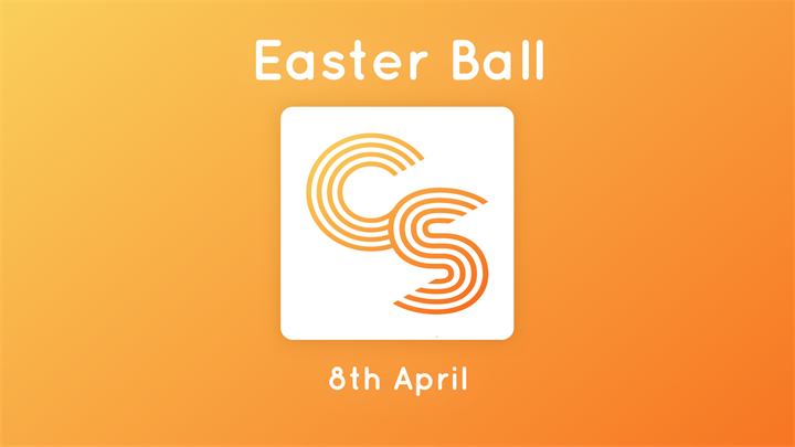 Computer Science Easter Ball 2019