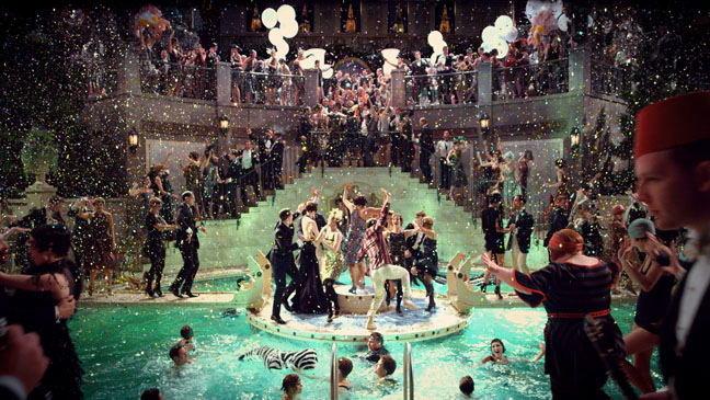 Great Gatsby Winter Ball