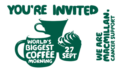 Macmillan Coffee Morning/Meet Expression