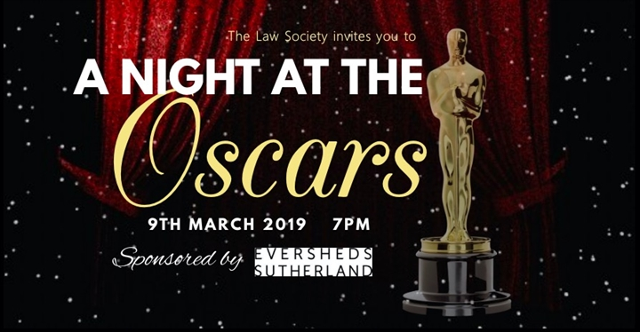 Law Ball 2019; A Night at the Oscars