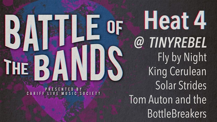 Battle of the Bands:: HEAT 4