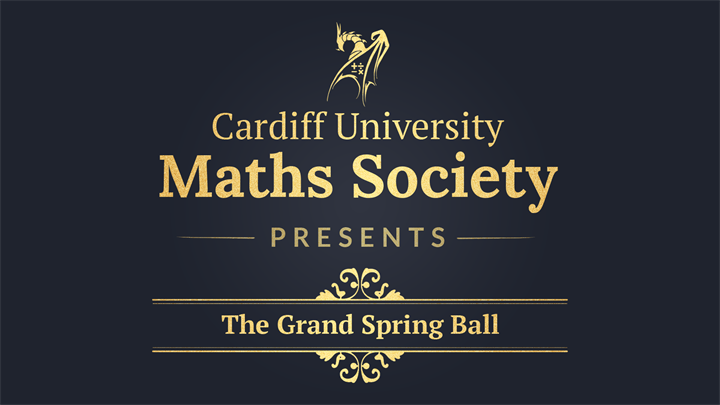 MathsSoc Presents: The Grand Spring Ball
