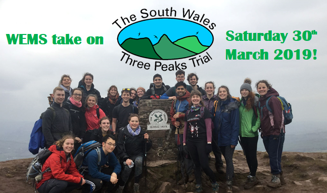 South Wales Three Peaks Trial 2019!