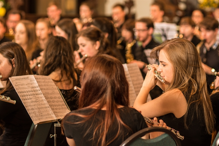 City of Cardiff Concert Band & Cardiff University Jazz Orchestra Christmas Concert