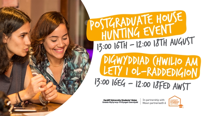 Postgraduate House Hunting Event