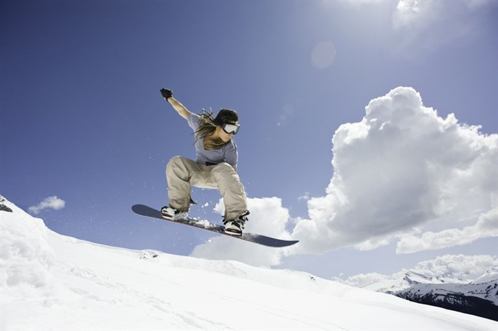 GIAG - Give it a Go! Snowboard Lessons: 1:30pm - 2:10pm