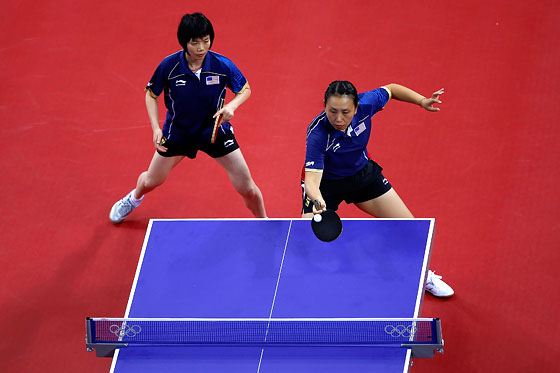 Table Tennis GIAG