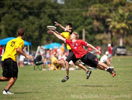 Ultimate Frisbee GIAG