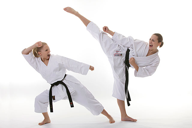Karate Spring Give It A Go!
