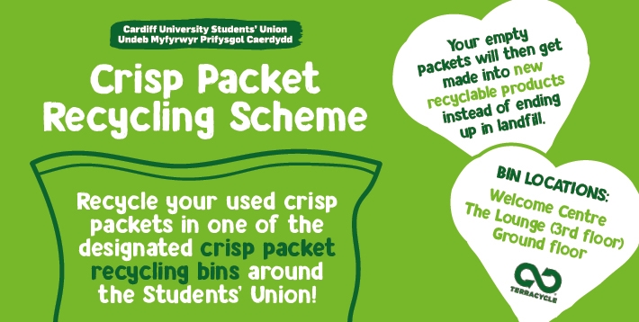 Crisp Packet Recycling Scheme
