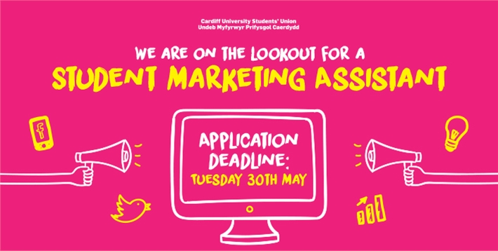 Student Marketing Assistant Role