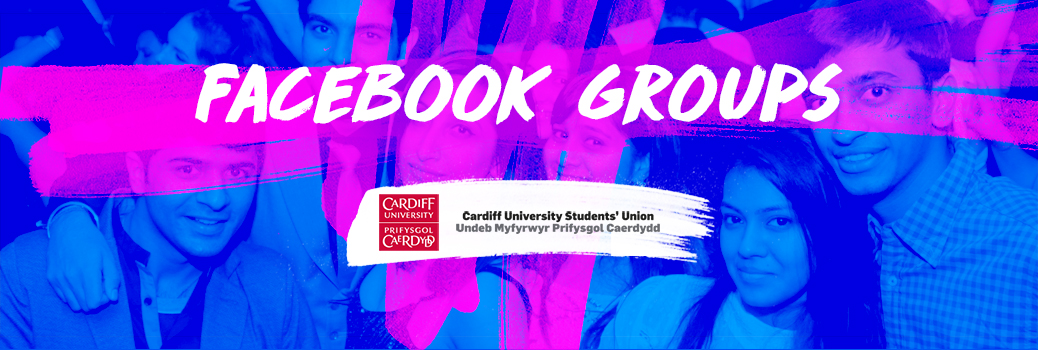 Cardiff University Halls of Residence Facebook Groups