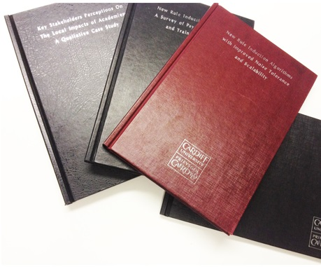 Dissertation binding university of hertfordshire